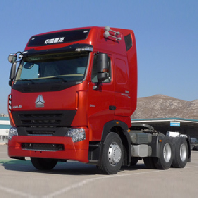 HOWO A7 6x4 Tractor Truck for sale with big power & good price