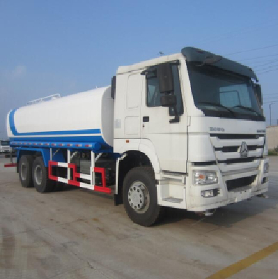 HOWO 6x4 15m3 Water Tanker Truck for sale in stock