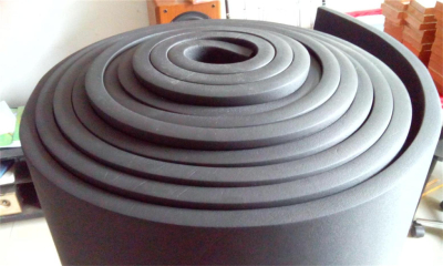 2016 Factory Building Material Rubber Foam Sheet / Thermal InsulationBoard