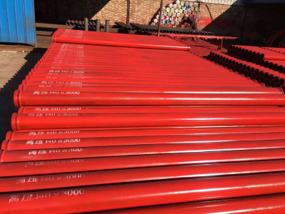 High Quality Avaliable price Concrete Pump Pipe