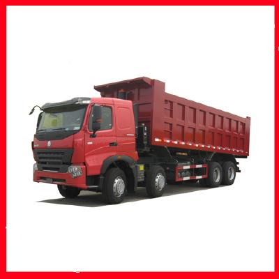 SINOTRUK HOWO A7 8x4 Dump Truck, HOWO 6x4 Tipper Truck for sale