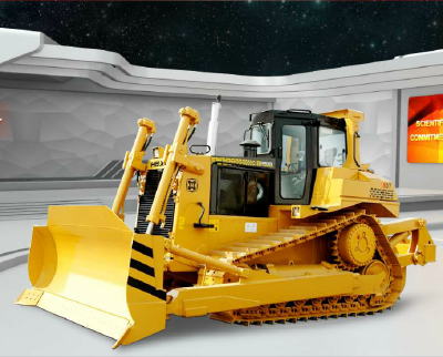 SD7 bulldozer with cat technology