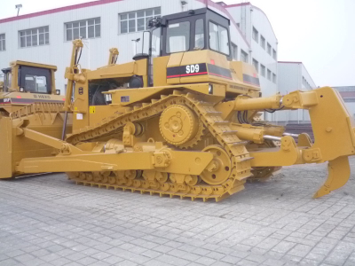 SD9 bulldozer 430 horse power with Cummins Engine