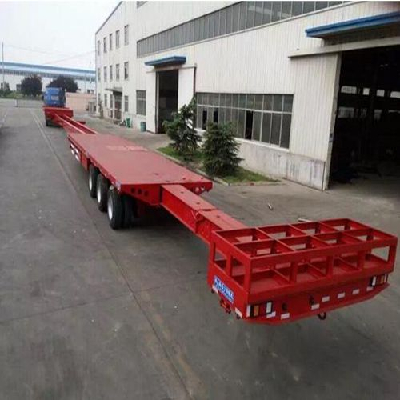 LUCHI Multi-axis Modular Lowbed Trailer for sale