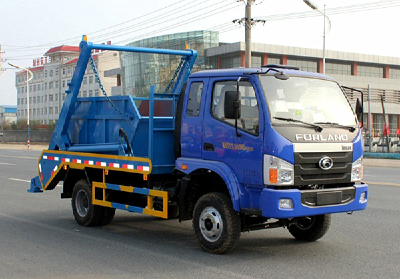 Forland Swing Arm Garbage Truck