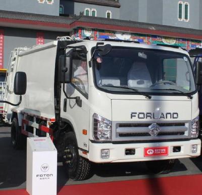 FORLAND Compression Garbage Truck
