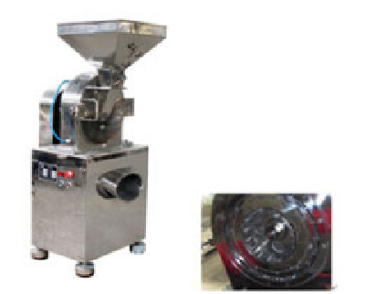 WFJ - turbine crusher series