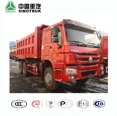 SINOTRUK HOWO 25T 6X4 Dump Truck 336hp Tipper Truck
