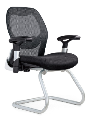 High quality mesh chair, ergonomic office mesh chair with adjustablearmrest