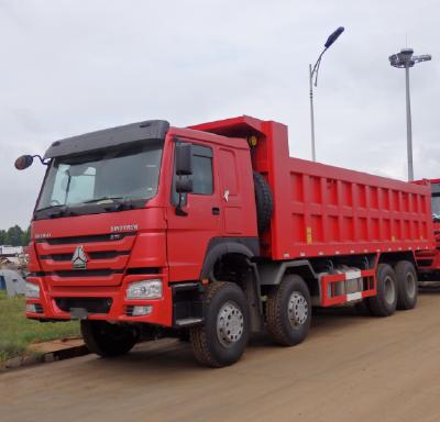 HOWO 8x4 Dump Truck for sale ZZ3317N3567W (Strong body & Big powerHOWO dump truck for sale in stock)